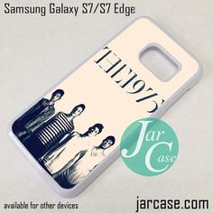 The 1976 Band Phone Case for Samsung Galaxy S7 & S7 Edge