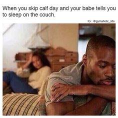 When You Skip Calf Day