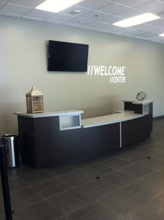 church welcome center - Google Search More