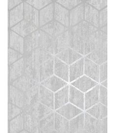 This contemporary Rochester Geometric Wallpaper features a geometric cube pattern with contrasting finishes for added depth and interest. Geometric Wallpaper Prints, Cube Pattern, Stylish Beds, Stunning Wallpapers, Beaded Curtains, Paper Wallpaper, High Quality Wallpapers, Geometric Designs, Colours