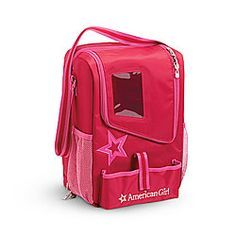 American Girl® Dolls: Doll & Pet Carrier - Could use another one of these for Isabelle. Description from pinterest.com. I searched for…