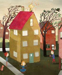 Oscar the Onion – A short story by Matt Witt, illustrated by David Litchfield.    www.davidlitchfieldillustration.com