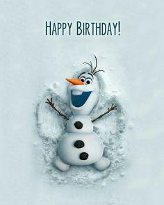 happy birthday quotes \ happy birthday wishes . happy birthday wishes for a friend . happy birthday wishes for him . Olaf Birthday Party, Happy Birthday Disney, Happy Birthday Wishes For Him, Birthday Wishes And Images, Birthday Wishes Funny, Happy Birthday Pictures, Happy Birthday Funny, Happy Birthday Quotes, Happy Birthday Greetings