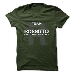 Cheap T-shirts ROSSITTO T-shirt Check more at http://tshirts4cheap.com/rossitto-t-shirt/