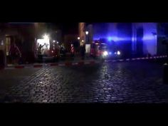 Germany explosion leaves 'suicide attacker' dead and twelve injured near...