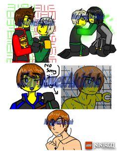 Lego ninjago # 977 by MaylovesAkidah