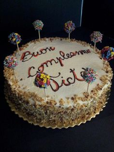 Compleanno Victor