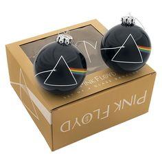 Wil ik! Pink Floyd kerstballen. :D Dark Side Of The Moon - Pink Floyd