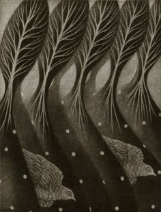 LC201530 林明日美 HAYASHI Asumi ED/60「静かな夢」銅版 (メゾチント) ・ 雁皮刷り17×13 cm