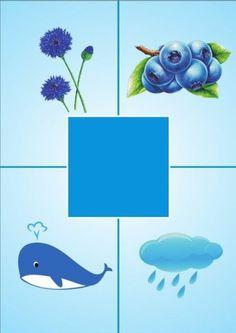 Teaching Kids Colors, Preschool Colors, Preschool Art, Kids Learning Activities, Color Activities, Infant Activities, Color Montessori, Color Flashcards, Fruit Cartoon