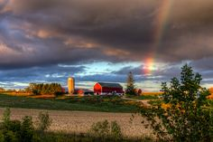 The Farm at the End of the Rainbow