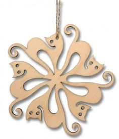Circle of Cats Ornament (or necklace)