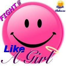 Breast Cancer Supporter. For my daughter. We will not stop fighting until this cancer is gone.