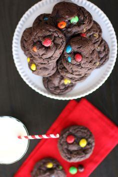Delicious Cake Mix Cookies - just 4 ingredients!