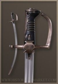 Copy of polish c. hussar's sabre (the original is in Polish Military Museum in Warsaw). Hammered and tempered blade has two ridges. Swords And Daggers, Knives And Swords, Saber Sword, Blacksmithing Knives, Reloading Bench, Blade Sharpening, Dagger Knife, Arm Armor, Metal Crafts