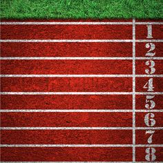 Makes me think of my Track & Field stars <3