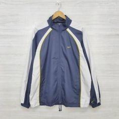 Nike windbreaker jacket vintage s nike jacket sportswear tracksuit training plus size xxl