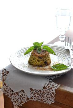 Timballino di anelletti con broccoletti siciliani,ricetta con foto passo passo http://www.ifood.it/ricette/2016/10/timballino-di-anelletti-al-forno-con-broccoletti.html