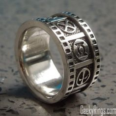 Pin by Geeky Rings on Superhero Wedding Bands Pinterest Superhero