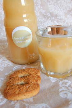 La Cucina dello Stivale: Succo di frutta alla pera