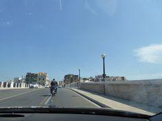 Macchina, Oria→Taranto, Italia (Luglio)