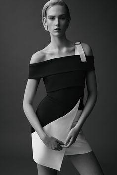 visual optimism; fashion editorials, shows, campaigns  more!: charlene hogger for mugler resort 2015