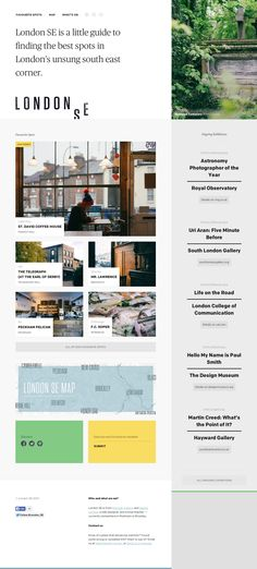 London SE || Weekly web design Inspiration for everyone! Introducing Moire Studios a thriving website and graphic design studio. Feel Free to Follow us @moirestudiosjkt to see more remarkable pins like this. Or visit our website www.moirestudiosjkt.com to learn more about us. #WebDesign #WebsiteInspiration #WebDesignInspiration ||