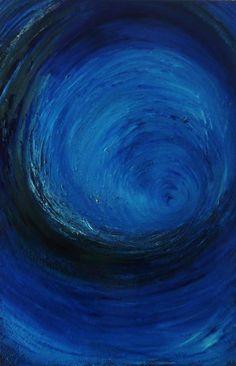 In Between #blue