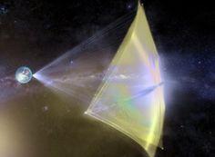 Misteriosas emissões de rádio podem ser de alienígenas impulsionando naves estelares