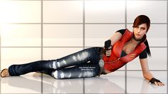 Fawn Sinclair -  claire redfield picture - 1920 x 1080 px