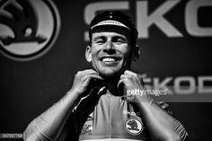 Great Britain's Mark Cavendish celebrates his green... #saintemereeglise: Great Britain's Mark Cavendish celebrates his… #saintemereeglise