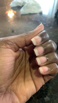 Cute Acrylic Nails, Cute Nails, Pretty Nails, Gel Nails, Nail Polish, Nail Art Designs Videos, Nail Designs, Best Workwear, Nail Care Routine