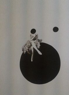 'The Dancing Sisters Olly and Dolly' Laszlo Moholy-Nagy 1925 Photomontage Collage