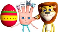 Learn Wild Animal Sounds | Surprise Eggs For Children | VeeJee Surprise ... Wild Animal Sounds, Nursery Songs, Finger Family, Tweety, How To Memorize Things, Eggs, Learning, Children, Youtube