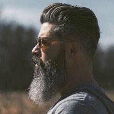 "1,440 Likes, 10 Comments - BEARDS IN THE WORLD (@beard4all) on Instagram: ""@brianbuschstudio #beautifulbeard #beardmodel #beardmovement  #baard  #bart #barbu #beard #beards…"""