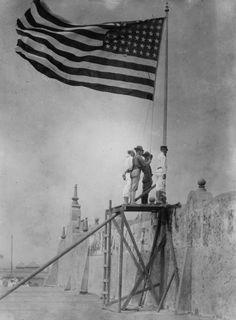 U.S.A. occupation of Veracruz, Mexico in 1914-April~November » http://en.wikipedia.org/wiki/United_States_occupation_of_Veracruz