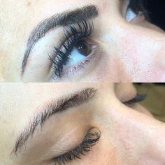 Tips For Better Brows + My Microblading Experience (The Sweetest Thing) Microblading Eyebrows After Care, Thick Brows, Brow Lift, Brows On Fleek, Best Eyebrow Products, Mom And Sister, Perfect Eyebrows, Hair Shows, Huda Beauty