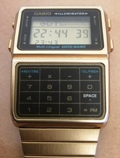 in the Rare & Collectible Watches category was sold for on 27 Nov at by TomHarvey in Vereeniging Vintage Clocks, Kinds Of Music, Listening To Music, Calculator, Casio, Style Guides, Black Gold, Conditioner, Watches