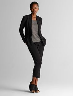 EILEEN FISHER: The Edit. Spring Looks We Love.