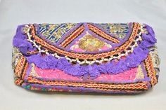 4d2241be27 Excited to share the latest addition to my  Etsy shop  Embroidered Boho  Clutch.