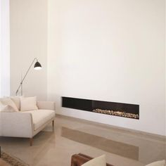 ortal's Clear 150 gas direct vent fireplace