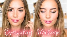 Everyday Makeup Routine | Summer 2016 | Hello October