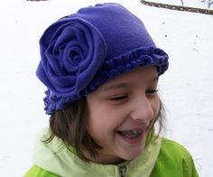 Cutest Hat ever - Tutorial and free pattern - Bildanleitung