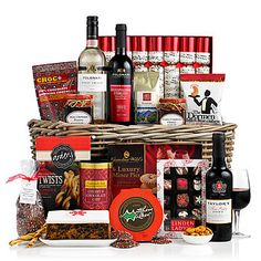 Taste of Christmas Basket Christmas Hamper Chocolate Cherry, Chocolate Covered, Traditional Hampers, Chocolate Chip Biscuits, Chocolate Buttons, Cranberry Chutney, Christmas Baskets, Prosecco, Taste Buds