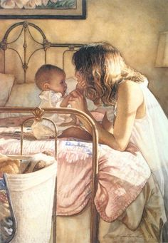30 Realistic Watercolor Paintings by Steve Hanks | DailyCognition