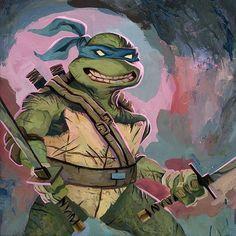 Leonardo wins!