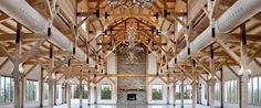 Weddings Kansas City - Rustic dream wedding Buffalo Lodge