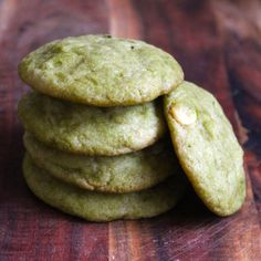 Impress your friends with these chewy Ginger & White Chocolate Matcha Snickerdoodles.
