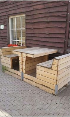 From pallets