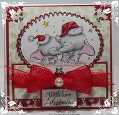Wild Rose Studio, Christmas Card